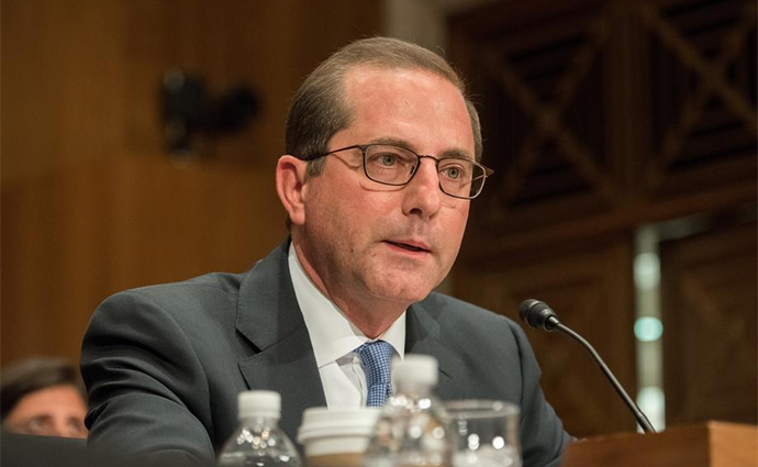 Senate votes to confirm Alex Azar as HHS Secretary