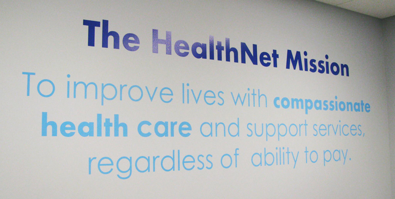 healthnet mission statement