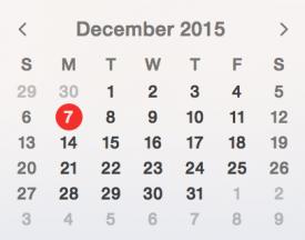 Week of Dec. 7 in health IT interoperability.