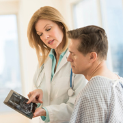 patient engagement with electronic health files and health information exchange on the rise